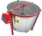 Cassette honey extractor, Ø1200mm, 16 German frame, with full automatic steering and partitions