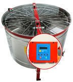 Cassette honey extractor, Ø1200mm, 20 German frames, with full automatic steering and partitions
