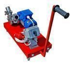 Honey pump 400V (suction and force pump)