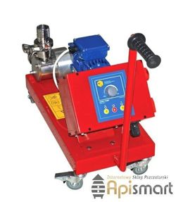 Honey pump ( suction and force pump), 230V, 0,37kW