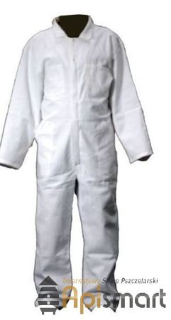 Overall without hat (white)