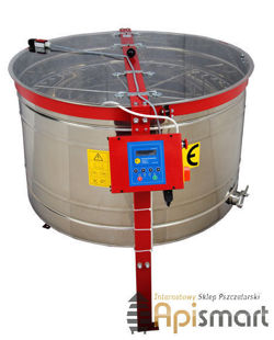 Radial honey extractor, Ø 1000mm, with full automatic steering and bottom drive