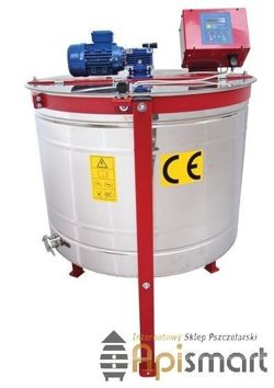 Radial honey extractor, Ø 900mm, with full automatic steering and top drive