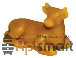 Silicone mould for candles' making – Cow (H-3cm)