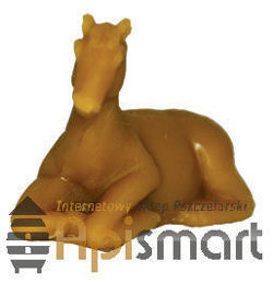 Silicone mould for candles' making – Horse (H-3,5cm)