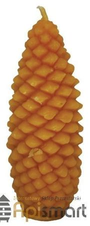 Silicone mould for candles' making – Pine-cone (H-8cm)