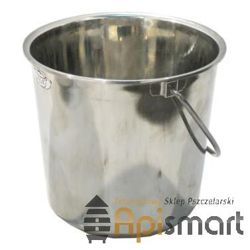 Stainless steel pail 15 l
