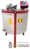 Radial honey extractor, Ø 900mm, with half automatic steering and top drive