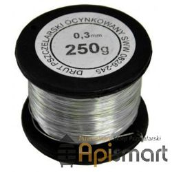 Drut do ramek 0,3 mm 250 g